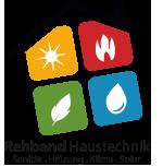 Rehband Haustechnik in Aldingen Logo